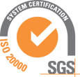 Service provision certification ISO 20000 Xeridia UK