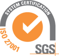 Security management certification ISO 27001 Xeridia UK