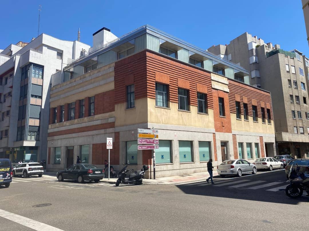 nuevo sede de Xeridia en León