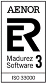 Empresa con certificación ISO 33000