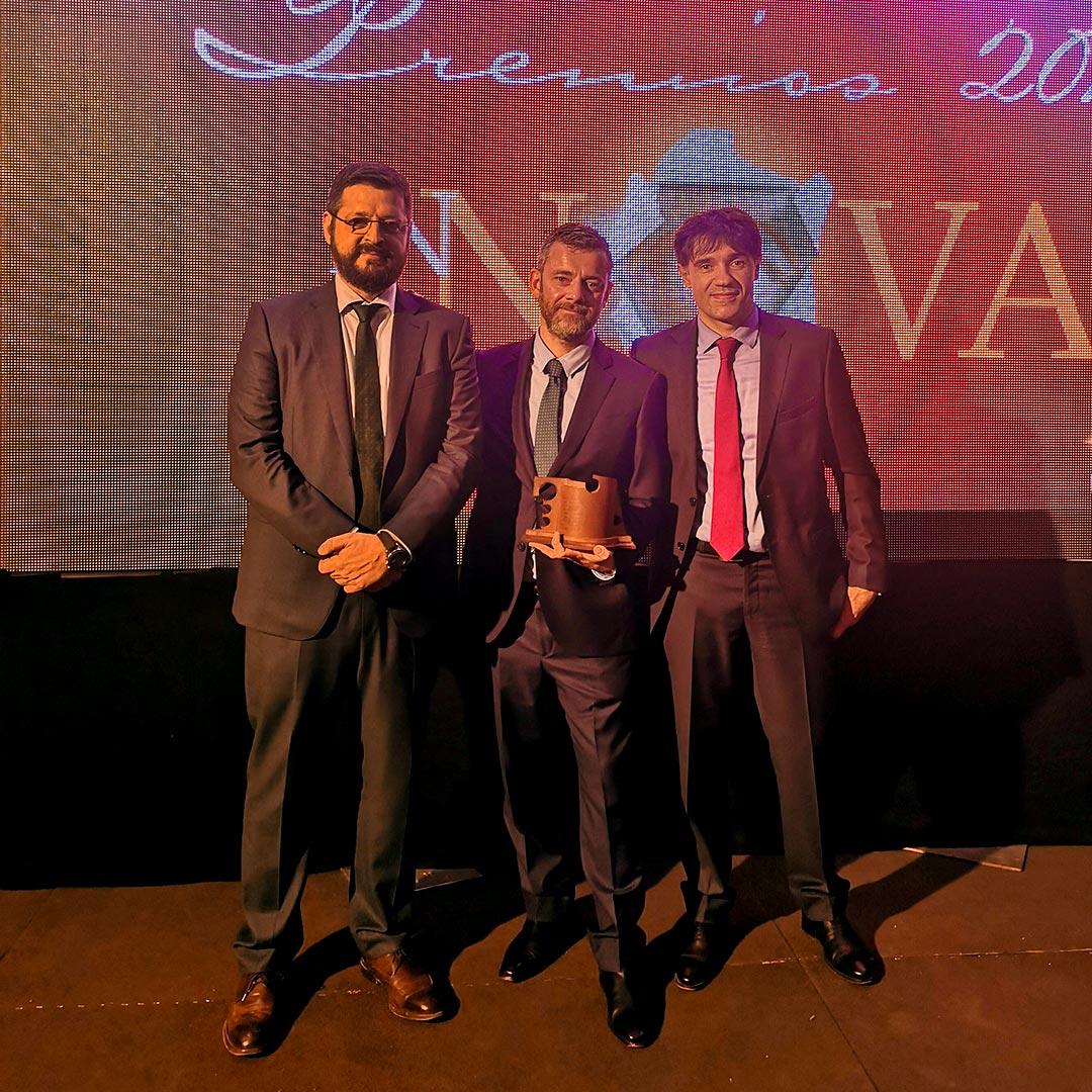 Xeridia ganadora premio INNOVA Diario de León
