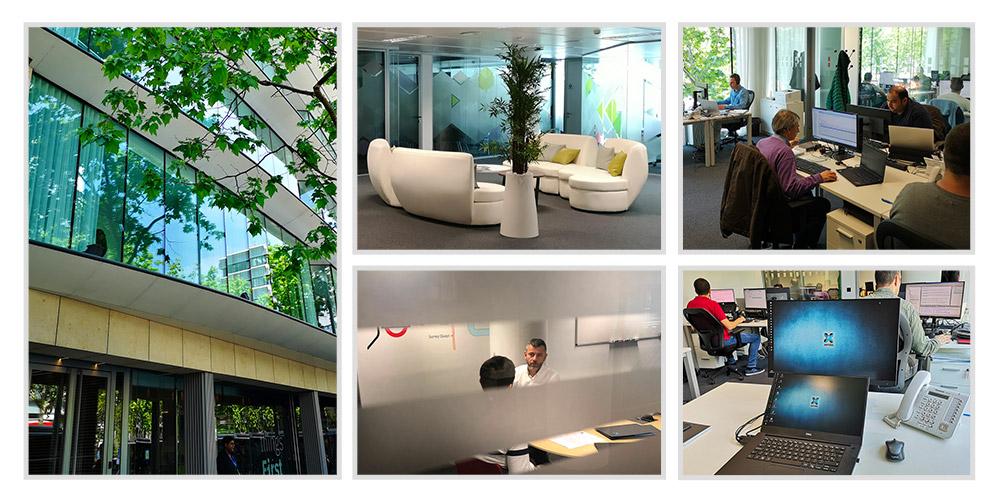 Apertura Nuevas oficinas Xeridia Madrid