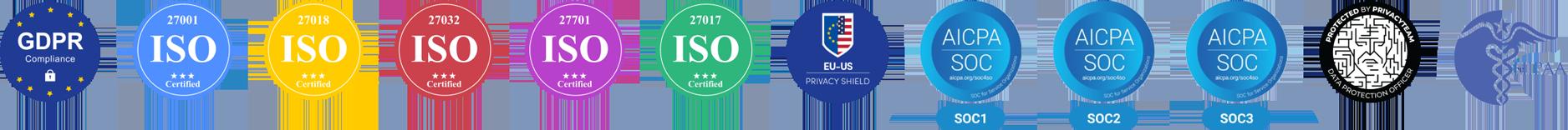 Seguridad de nivel empresarial de monday.com