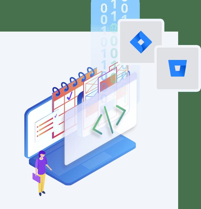 Integración de Jira Software y Bitbucket