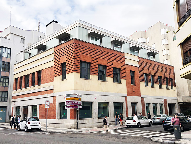 Xeridia acquires the old Telefonica building in Leon